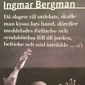 Ingmar Bergman i utställningen Der Luthereffekt i Berlin