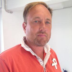 Staffan Lindberg, ordförande för Åbo Simklubb.