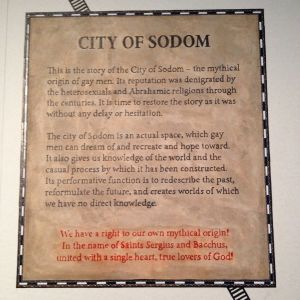 Kalle Hamm: City of Sodom