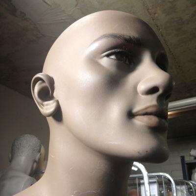mallinuken kasvot