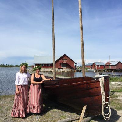 Förälska dig i skärgården/Naturens dagar i Svedjehamn 2017.