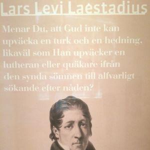 Lars Levi Laestadius i utställningen Der Luthereffekt i Berlin
