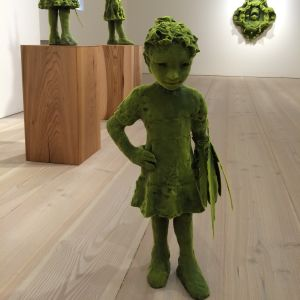 Kim Simonsson: Voodoo mossflicka (2015)