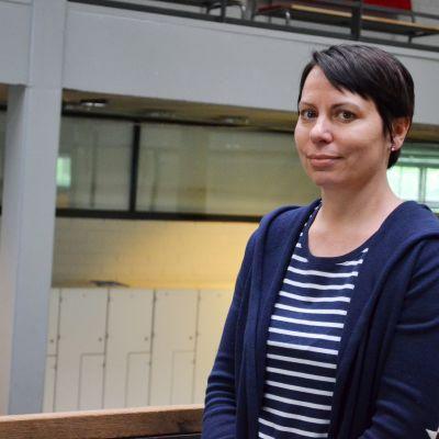Janika Wagner är en stor förespråkare av positiv diskriminering.