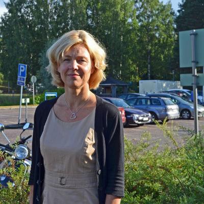 Paulina Hoffman, mentor vid Luckans projekt FIKA