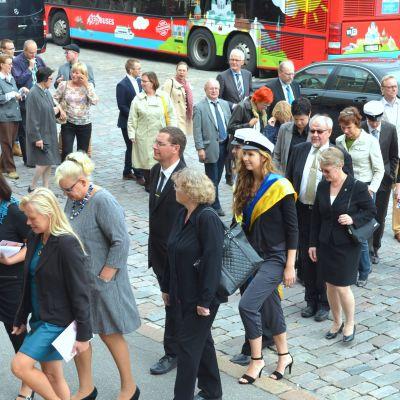 Helsingfors universitets parad