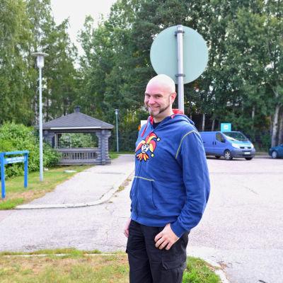Tomi Andersson, Jokerit-fan