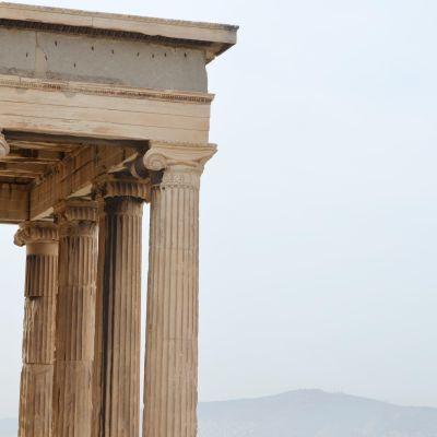 Parthenon är en av Atens största sevärdheter.