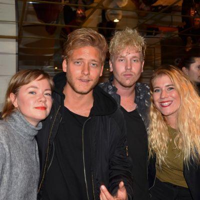 Norlie & KKV med Johanna Dikert och Pernilla Karlsson på Musik & Talang.