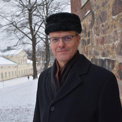 Arkkipiispa Tapio Luoma viettää ensimmäistä jouluaan virassaan ja Turussa