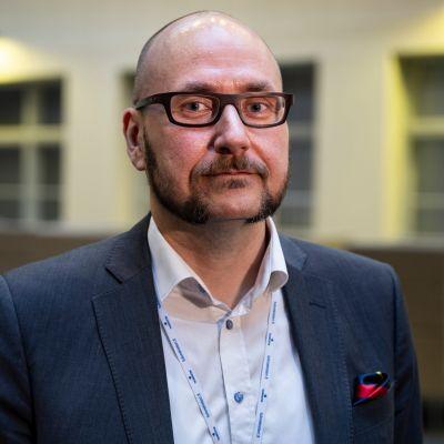 Jarkko Levasma Verohallinnon kehitys- ja tietohallintojohtaja