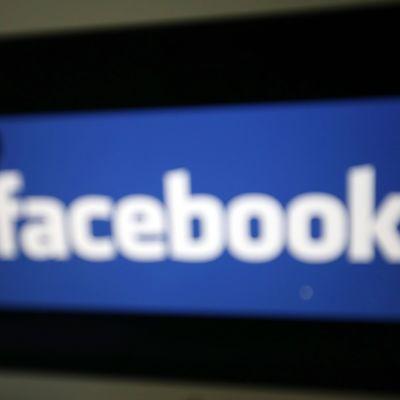 Sosiaalisen median yhteisöpalvelu Facebook.