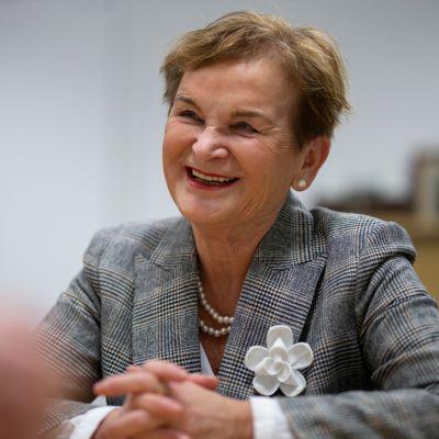 Ympäristöministeriön kansliapäällikkö Hannele Pokka