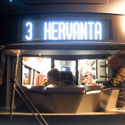 Raitiovaunu maketti Tampere
