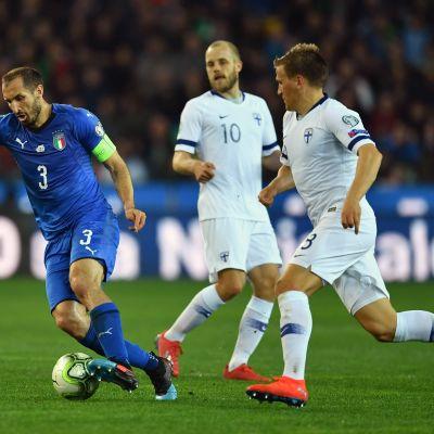 Italia–Suomi