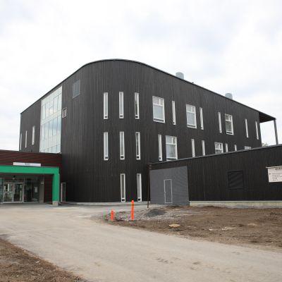 Eskoon tuki- ja osaamiskeskuksen uudisrakennus Seinäjoella.