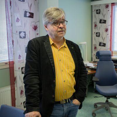 Kunnanjohtaja Tuomo Lehtiniemi