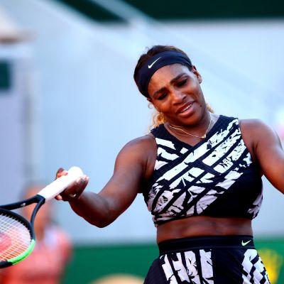 Serena Williams, Ranskan avoimet 2019