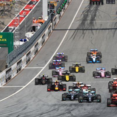 F1 Itävalta