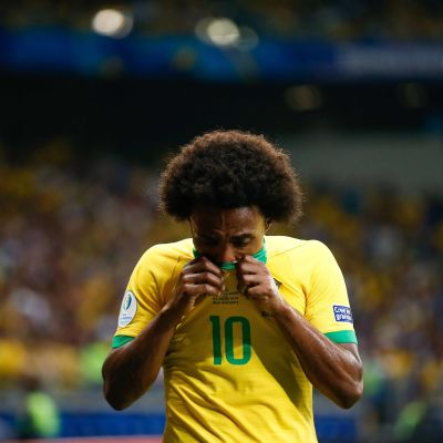 Willian, Brasilian maajoukkue, Copa America