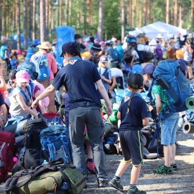 Partiolaisia tulossa Lammin Evolle Ilves19-leirille