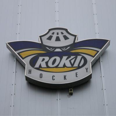 Rovaniemen kiekko, Roki, logo