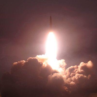 Pohjois Korean ohjuskoe 6. elokuuta.