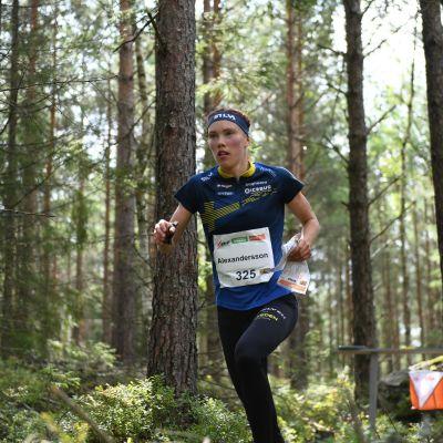 Tove Alexandersson, MM-kisat 2019