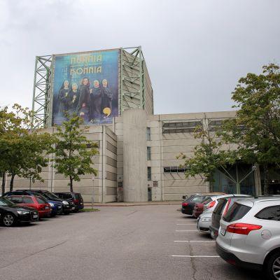 Lahden kaupunginteatteri Nunnia ja Konnia