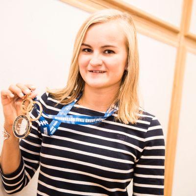 Liisa Lilja vuonna 2017