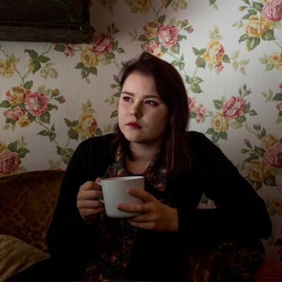 Kolme tarinaa siitä, miksi terapiatakuu on tarpeellinen. Kuvassa Elsa Pursio.