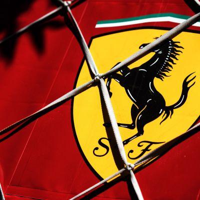 Ferrarin logo.