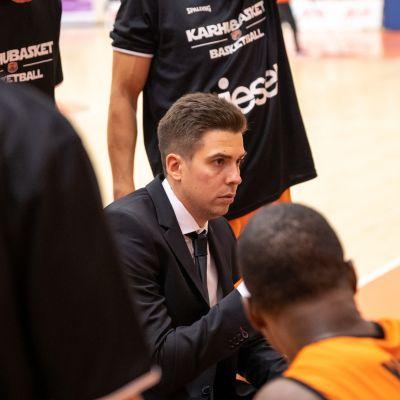 Janne Koskimies kuvassa.
