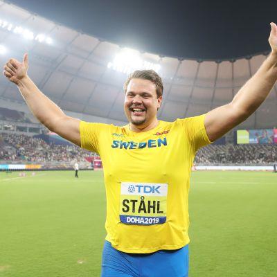 Daniel Ståhl ,Dohan MM 2019