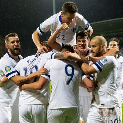 Suomi Armenia 1–0