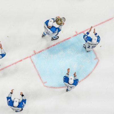 Suomi maailmanmestari 2019