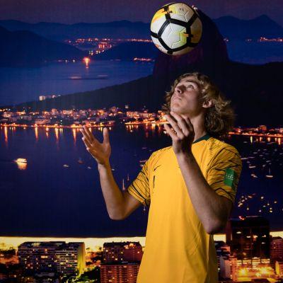 Jalkapallon U17-poikien MM-kisat alkavat