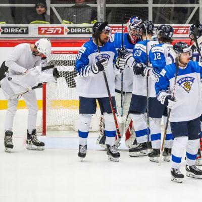 Suomen alle 20-vuotiaiden miesten jääkiekkomaajoukkue