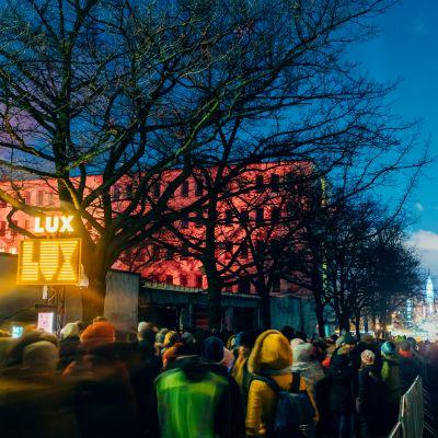 Lux Helsinki teki avajaisillan yleisöennätyksen.