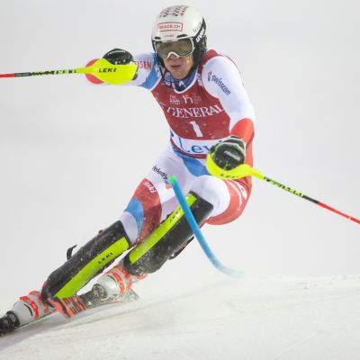 Ramon Zenhaeusern SUI Alppihiihdon Maailmancup osakilpailu, World Cup Levi 24.11.2019