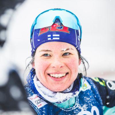 Krista Pärmäkoski vuonna 2020