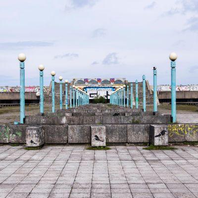 Uusi matkustajasatama rakennetaan neuvostoaikaisen Linnahallin alueelle.