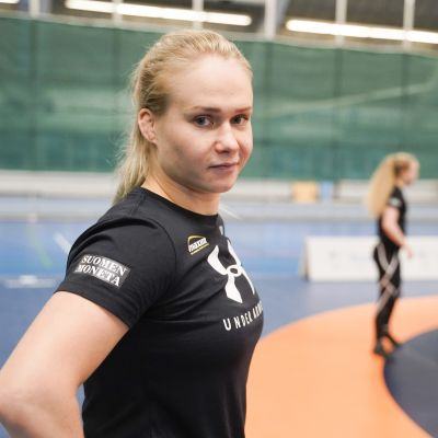 Petra Olli STT käyttöoikeus 26.3.2020