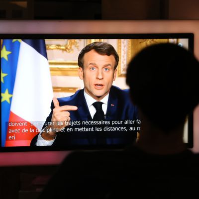Macron 16.3.2020