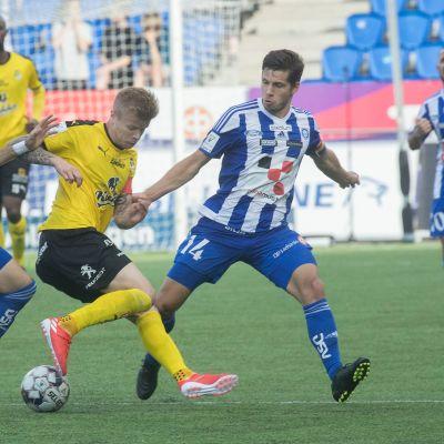 HJK-KuPS kesäkuu 2019