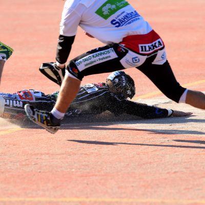 Kuvituskuva JymyJussien ja Koskenkorvan Urheilijoiden välisestä ottelusta