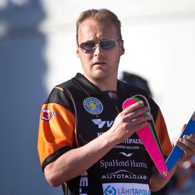 Petri Pulliainen, Haminan Palloilijat 2018