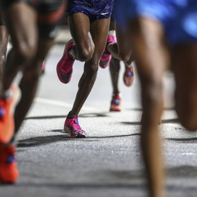 Maraton, kuvituskuva