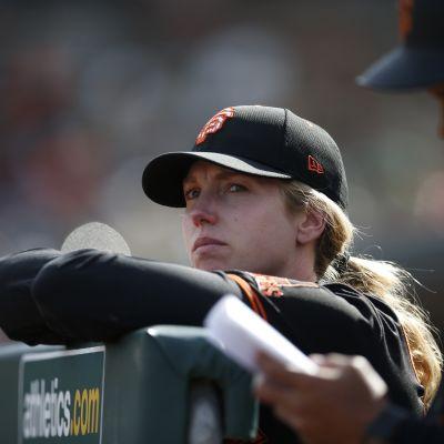 Alyssa Nakken, MLB-valmentaja