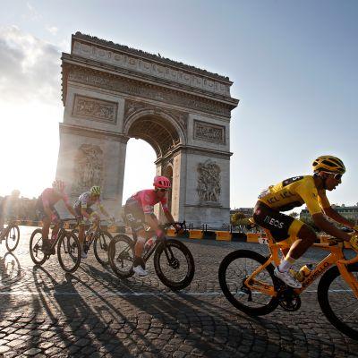 Ranskan ympäriajo 2019